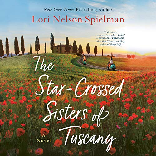 The Star-Crossed Sisters of Tuscany  By  cover art