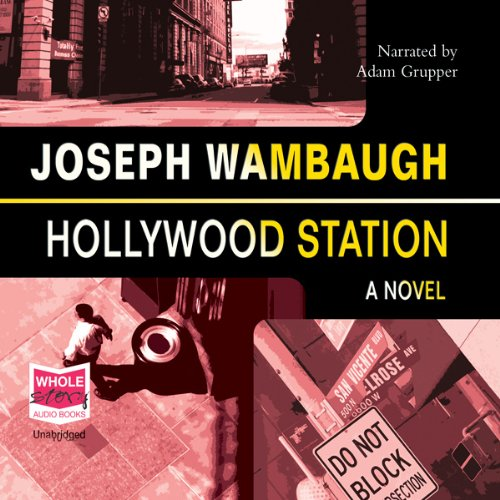 Hollywood Station  By  cover art