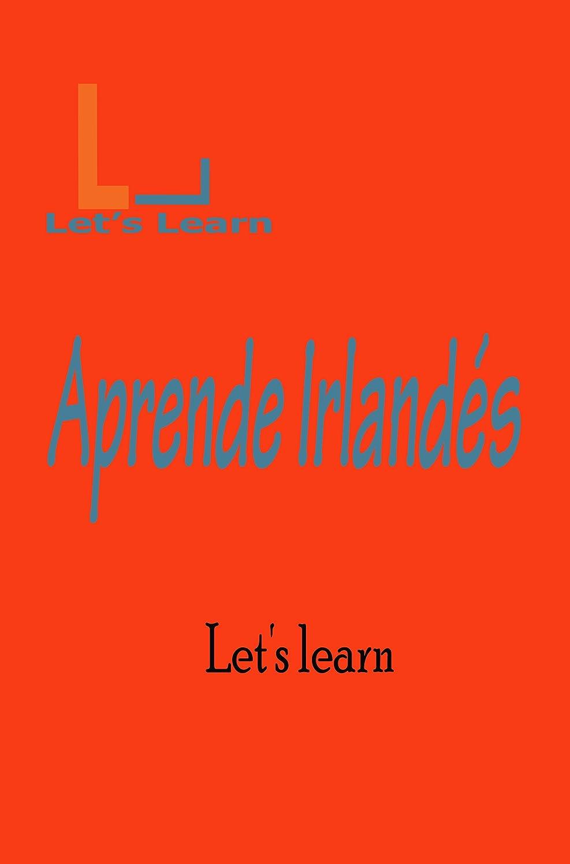 中古国民投票いつでもLet's Learn _ Aprende Irlandés (Spanish Edition)