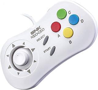 NEOGEO MINI PAD jogo de controle Japan White ver. SNK