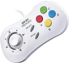 NEOGEO MINI PAD Controller Game Japan White ver. SNK