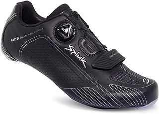 Spiuk Altube Road Shoe, Unisex Adult, Unisex-Adult,8.43541E+12, Dull Black, 14