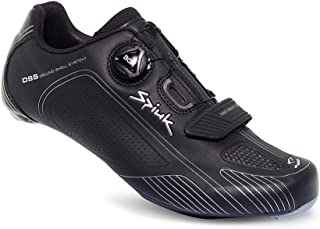 Spiuk Altube Road, Unisex Adult Shoe, Dull Black, 6.5 UK (39 EU)