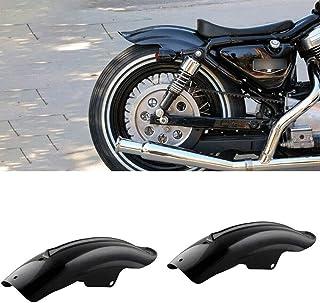 UK Motorcycle Front Fender Mudguard Universal for Scooter Offroad Cruiser Bobber