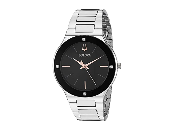 Bulova  Modern - 96E117 (Steel) Watches
