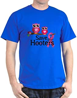 5f75aedd CafePress Save The Hooters Classic 100% Cotton T-Shirt