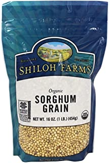 Shiloh Farms - Organic Sorghum Grain - 16 Ounce