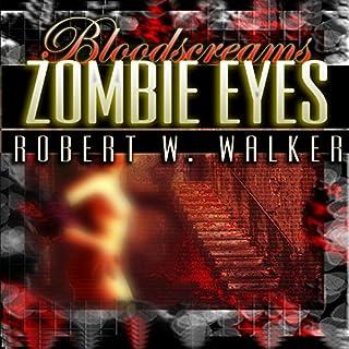 Zombie Eyes audiobook cover art
