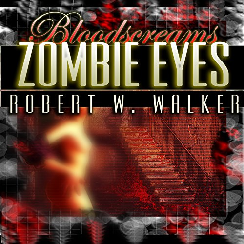 Zombie Eyes audiobook cover art