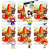Disney Toy Story Toys Toy Story Blind Bags Bundle - 6 Pack Toy Story Playset for Kids Toddlers (Disney Toy Story Blind Box Activity Set)