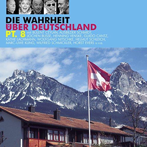 Couverture de Die Wahrheit über Deutschland 8