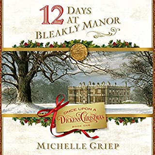 12 Days at Bleakly Manor audiobook cover art