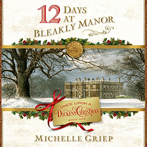 12 Days at Bleakly Manor  By  cover art