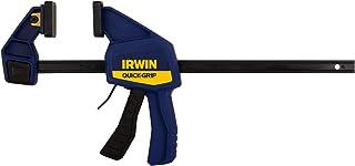 IRWIN QUICK-GRIP Bar Clamp, One-Handed, Medium-Duty, 12-Inch (1964718)