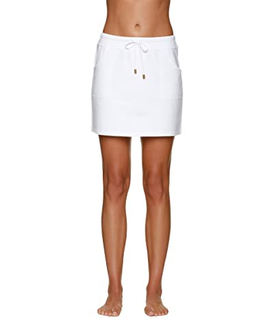 Helen Jon Mia Skirt (White) Women