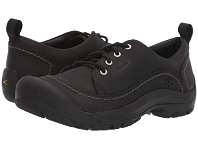 Keen Kaci II Oxford (Black/Black) Women