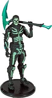 Fortnite Green Glow Skull Trooper McFarlane Toys
