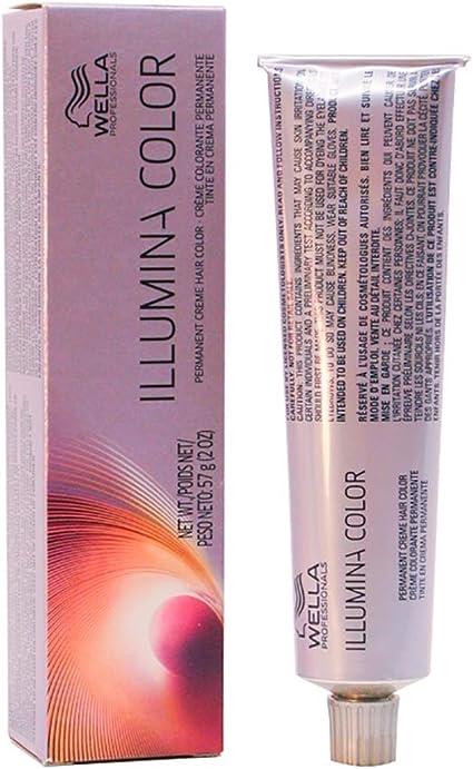 Wella Illumina Color 7/7 - Pintura para uñas (60 ml), color marrón