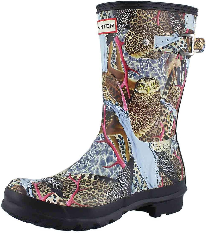 Hunter Boots Women's Original Short Hypernormal Rain Boot