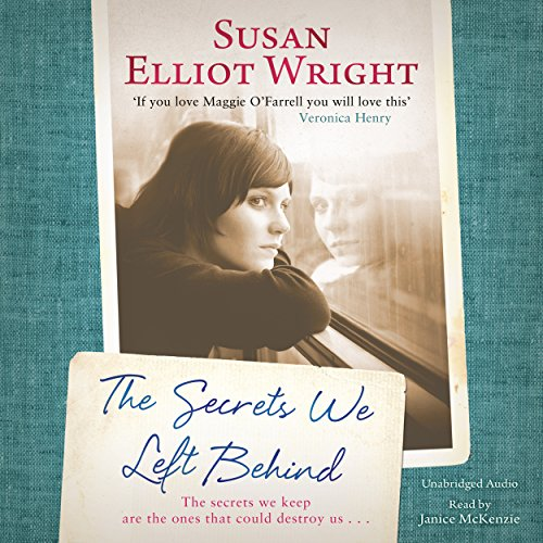 The Secrets We Left Behind                   By:                                                                                                                                 Susan Elliot Wright                               Narrated by:                                                                                                                                 Janice McKenzie                      Length: 10 hrs and 2 mins     3 ratings     Overall 3.3