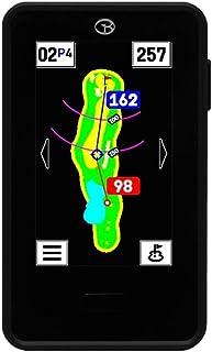Golf Buddy Mens Womens Unisex-Adult GolfBuddy VTX Talking Handheld GPS GB3, Grey