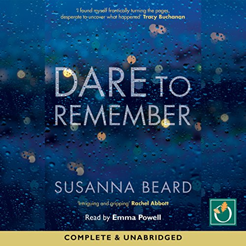 Dare to Remember audiobook cover art