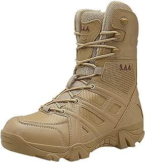 Men's Boots Anti Skid Desert Boots Outdoor Tactical Non Slip Boots