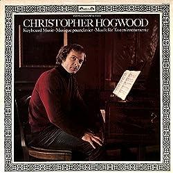 鍵盤音楽(UK L'OISEAU-LYRE ORIGINAL,DSLO609)(長岡鉄男の外盤A級)[クリストファー・ホグウッド][LP盤]