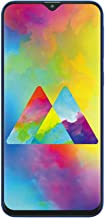 "$179 » Samsung Galaxy M20 (32GB, 3GB) 6.3"" Infinity V-Display, Dual Camera, 5000mAh Extended Battery, Dual SIM GSM Factory Unlocked, US + Global 4G LTE International Model - M205M/DS (Blue, 32GB)"