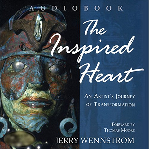 The Inspired Heart audiobook cover art