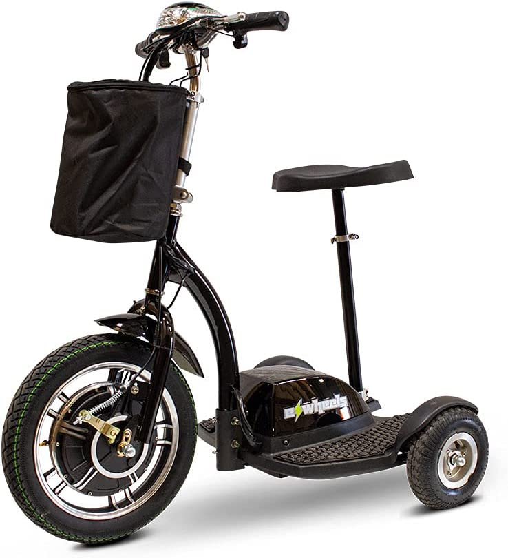 EWheels EW-18 Stand N Ride Mo Rechargeable Electric New life Recreational shop