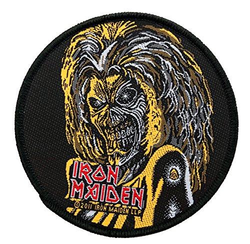 Unbekannt Iron Maiden Patch/parche–Killers Face