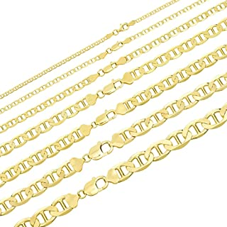 Best mariner link gold chain Reviews