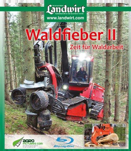 Waldfieber 2 – Zeit für Waldarbeit [Blu-ray]