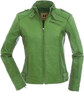 le dernier e7bcd 99576 Amazon.fr : blouson cuir - Femme : Vêtements