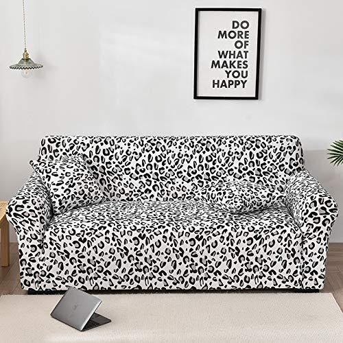 Funda de sofá con diseño de Flor de melocotón, Fundas elásticas para sofá para Sala de Estar, Funda para Muebles, Funda para sofá A29, 1 Plaza