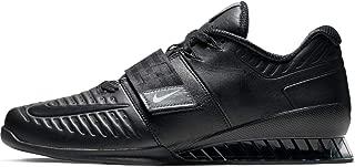 Romaleos 3.5 Men's Training Shoe Black/MTLC Bomber Gry-Black 10.0