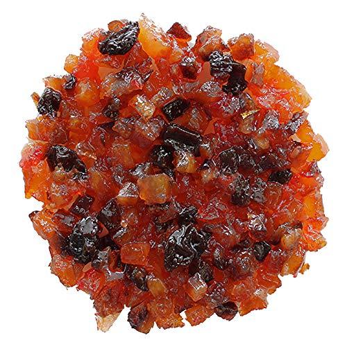 【 業務用 】 うめはら 蜜漬けミックスフルーツ M1 1kg オレンジピール チェリー レーズン レモンピール