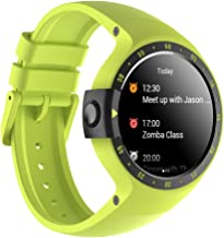 Ticwatch E Bluetooth Smart Watch, Google Assistant, Wear OS by Google Smartwatch,Compatible with iPhone and Android (S-Aurora)