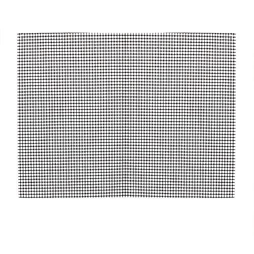 Grille de barbecue griller Tapis de tapis de cuisson haute résistance à la température 30 x 40 cm