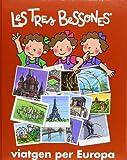 Les Tres Bessones viatgen per Europa (Català - Brúixola - Les Tres Bessones)