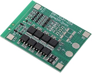 Baosity Lipo Cell Battery BMS Protection Board Balance Without Equalization Charging