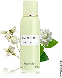 Carven L'eau De Toilette Light Deodorant Spray, 5 Fl Oz