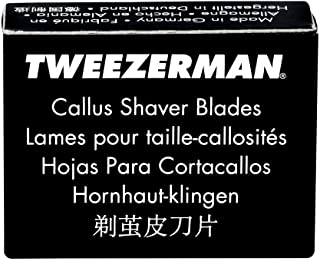 Tweezerman Callus Shaver Blades