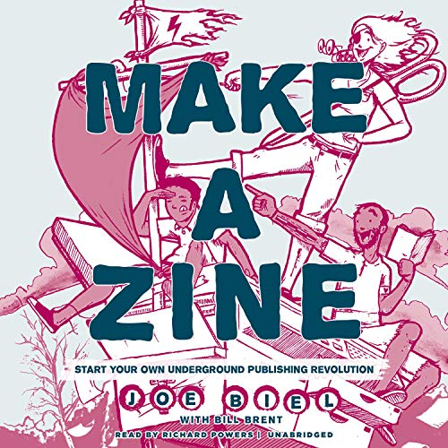 Couverture de Make a Zine!, 20th Anniversary Edition