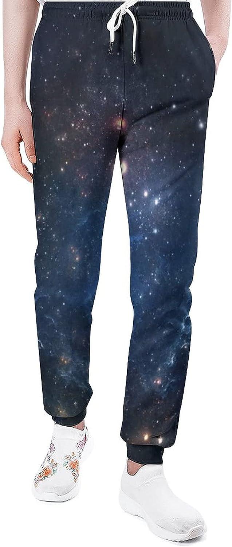 Galaxy Star Sweatpants Mail cheap order cheap Mans Joggers Lounge Pants Classic Athleti