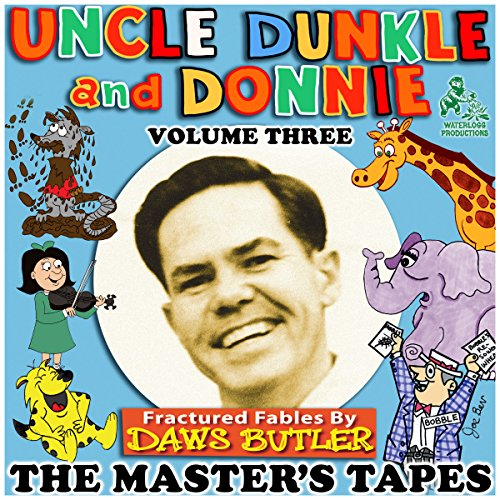 Uncle Dunkle and Donnie, Vol. 3 cover art
