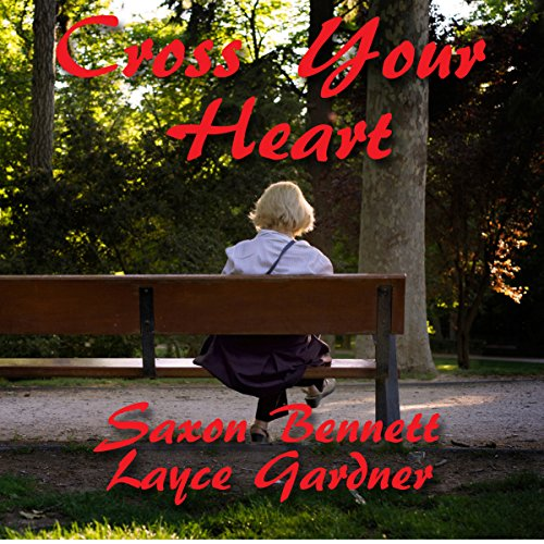 Cross Your Heart audiobook cover art