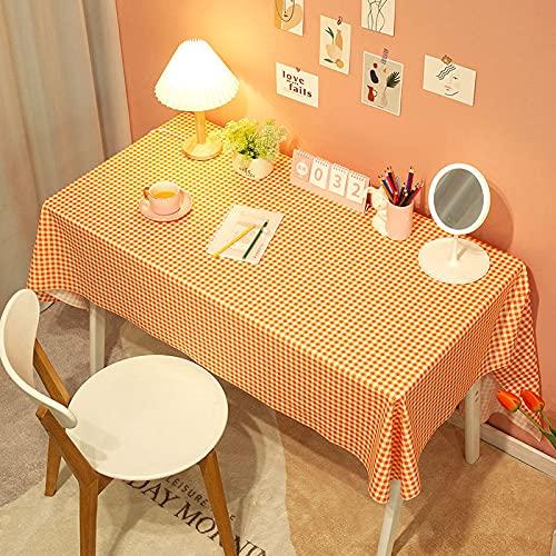 Mantel decorativo rectangular con diseño de geometría, no se decolora, lavable, para cocina, comedor, mesa, 40 x 60 cm