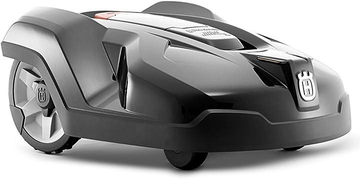 Tagliaerba robot - husqvarna automower 420 | modello 2018 |ad alte prestazioni per prati fino a 2200 m² 967673112